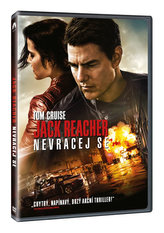 Jack Reacher: Nevracej se DVD