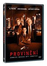 Provinění DVD