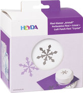 HEYDA ozdobná děrovačka flexi - sněhová vločka 1,5 cm