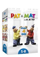 Pat a Mat 5-8 4DVD