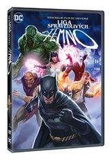 Liga spravedlivých: Temno DVD