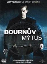 Bournův mýtus DVD