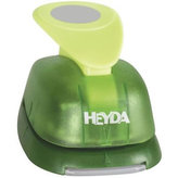 HEYDA ozdobná děrovačka velikost XL - kruh 3,3 cm