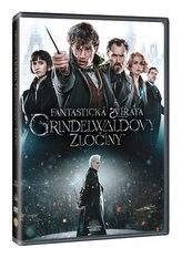 Fantastická zvířata: Grindelwaldovy zločiny DVD