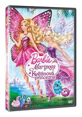 Barbie: Mariposa a Květinová princezna DVD