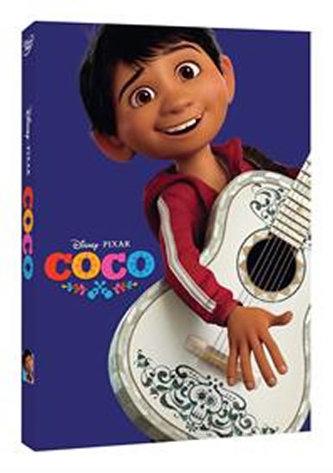 Coco DVD - Disney Pixar edice
