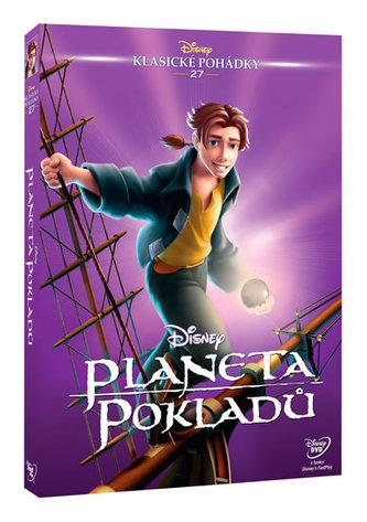 Planeta pokladů DVD - Edice Disney klasické pohádky