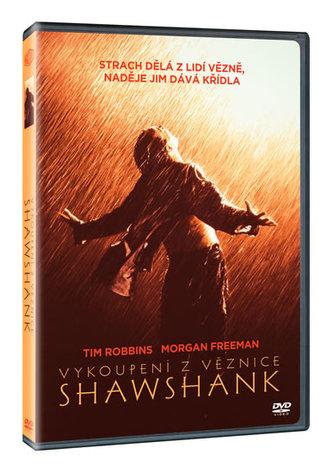 Vykoupení z věznice Shawshank DVD