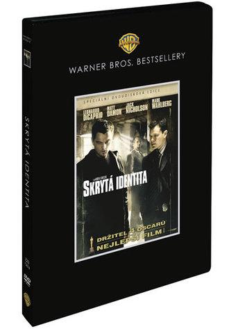Skrytá identita 2DVD - Warner Bestsellers 3