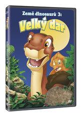 Země dinosaurů 3: Velký dar DVD