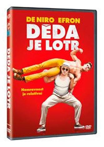 Děda je lotr DVD