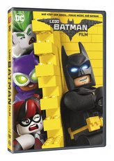 Lego Batman Film DVD
