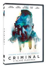 Criminal: V hlavě zločince DVD