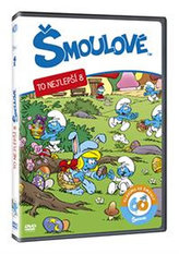 Šmoulové - To nejlepší 8 DVD
