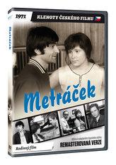 Metráček (remasterovaná verze) DVD