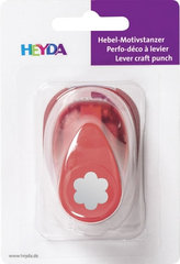 HEYDA ozdobná děrovačka velikost S - květ 1,7 cm