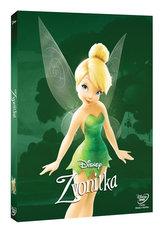 Zvonilka DVD - Edice Disney Víly