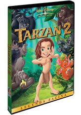 Tarzan 2. DVD