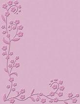 Embosovací kapsa - florette 10 x 14 cm