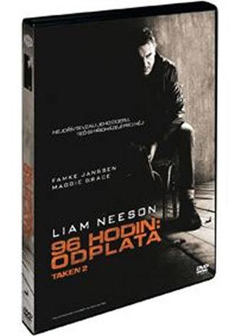 96 hodin: Odplata DVD