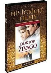 Doktor Živago limitovaná sběratelská edice 2DVD - Edice historických filmů