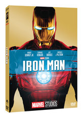 Iron Man DVD - Edice Marvel 10 let