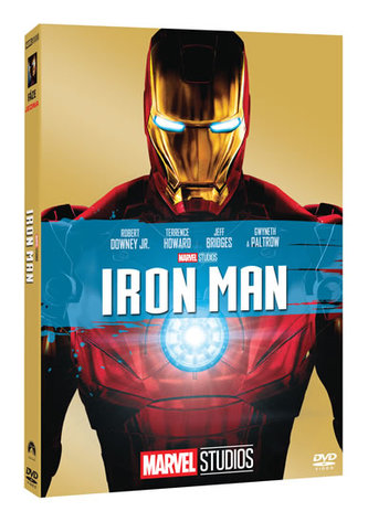 Iron Man DVD - Edice Marvel 10 let