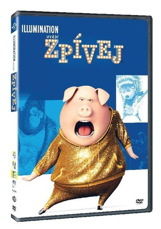 Zpívej DVD