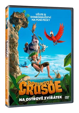 Robinson Crusoe: Na ostrově zvířátek DVD