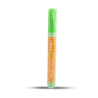 DARWI TEX OPAK fixa na textil - Světle zelená 6 ml