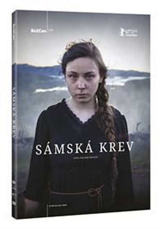 Sámská krev DVD