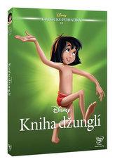 Kniha džunglí DE DVD - Edice Disney klasické pohádky