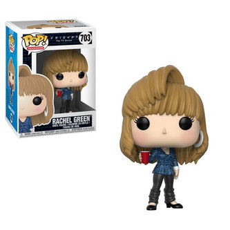 Funko POP TV: Friends 80´s Hair - Rachel