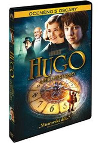 Hugo a jeho velký objev DVD
