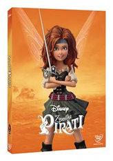 Zvonilka a piráti DVD - Edice Disney Víly
