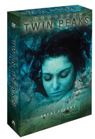 Městečko Twin Peaks 1. série 3DVD