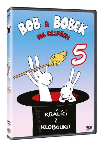 Bob a Bobek na cestách 5 DVD