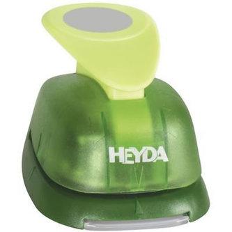 HEYDA ozdobná děrovačka velikost XL - kruh 3,8 cm