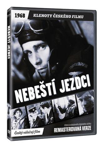 Nebeští jezdci DVD (remasterovaná verze)