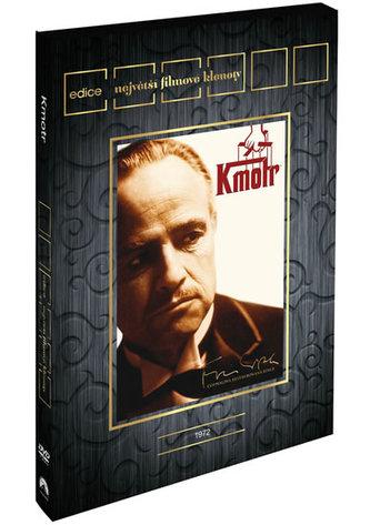 Kmotr - Coppolova remasterovaná edice DVD -  Edice Filmové klenoty