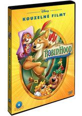 Robin Hood S.E. DVD - Disney Kouzelné filmy č.4