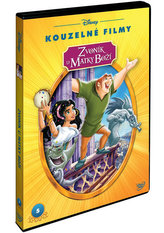 Zvoník u Matky Boží DVD - Disney Kouzelné filmy č.5