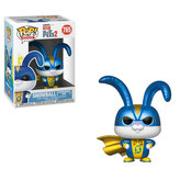 Funko POP Movis: SLOP 2Pets 2 - Snowball in Superhero Suit
