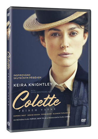 Colette: Příběh vášně DVD