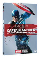 Captain America: Návrat prvního Avengera DVD - Edice Marvel 10 let