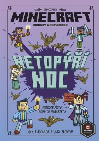 Minecraft Kroniky Woodswordu 2 - Netopýří noc