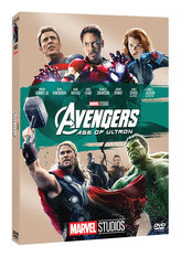 Avengers: Age of Ultron DVD - Edice Marvel 10 let