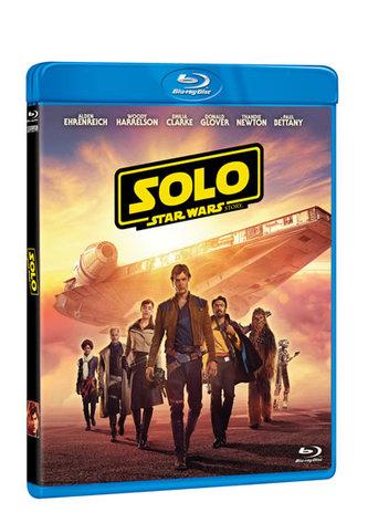 Solo: Star Wars Story 2BD (2D+bonus disk)