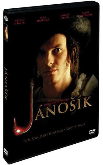Jánošík. Pravdivá historie DVD