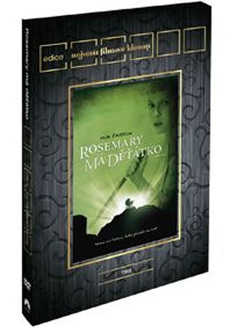 Rosemary má děťátko DVD - Edice Filmové klenoty